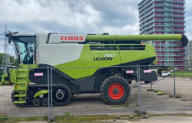 Lexion 780TT